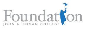 John A. Logan College Foundation logo