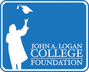 John A. Logan College Foundation seal